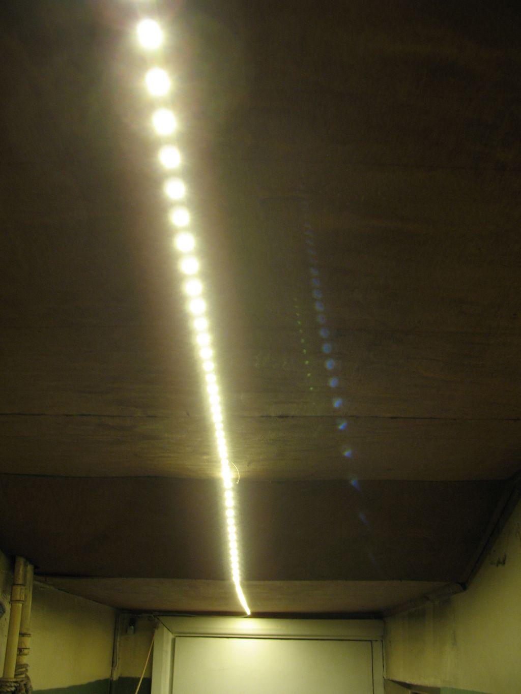 4cfce6d8ecd Koridorides kasutan riba hõredamat, 30 ledi/m versiooni , mis ...
