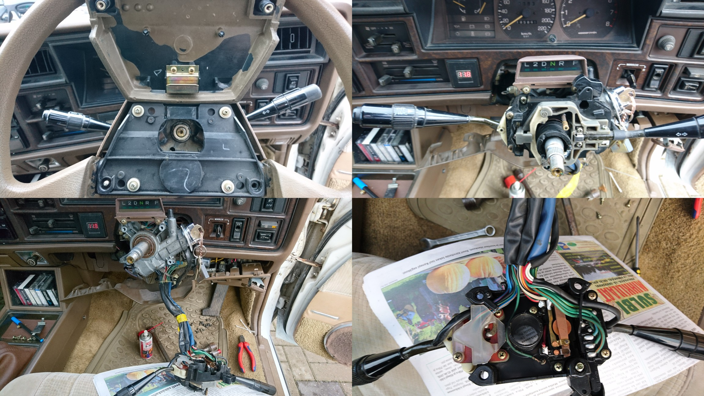 fba93ae4a73 Toyota Crown LS110 & MS110